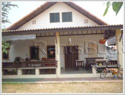 ID: 3141 - Villa house in diplomatic area with large land for sale.