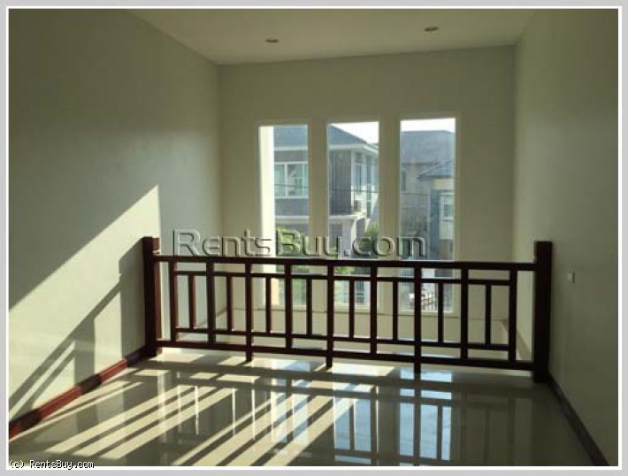 ID: 4384 - New modern house for sale in Ban Donkoy, Sisatthanak District