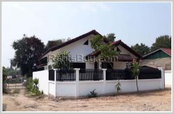 ID: 4349 - Affordable villa for sale in Ban Dongsavart