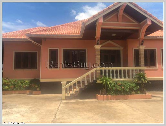 ID: 4353 - The pretty house for sale in Ban Dongsavart