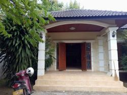ID: 3166 - Affordable villa for sale in Sisatthanak District