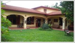 ID: 3830 - Modern house with swimming pool and nice garden for sale