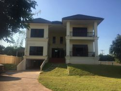 ID: 4502- Modern house with large land near Sikhai market for sale