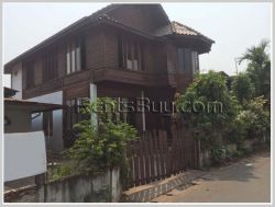 ID: 3124 - Two houses with the land size of 443 sqm for sale in Buengkayong Village, Sisattanak Dist