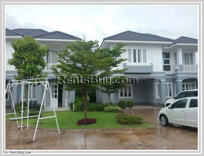 ID: 3126 - Brand-new compound house near Lao American College