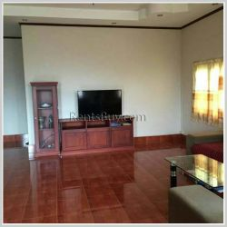 ID: 3095 - The nice villa is beautiful for rent in Saysettha district