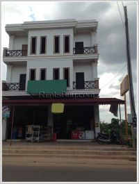 ID: 884- Nice shop house for rent in main road