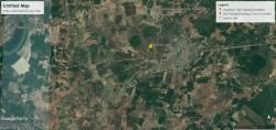 ID: 4421 - Large Land for agriculture near NumNgum for sale in Ban Nabong, Agriculture Facuty of NUO