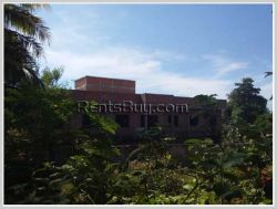 ID: 4238 - The incomplete hotel for sale in Champasack Province