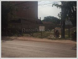 ID: 3353 - Nice vacant land near main road for sale