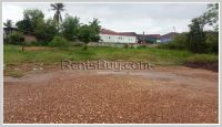 ID: 2830 - Vacant land for sale in quiet area at Hongkaikeo Village