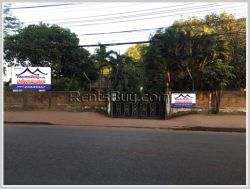 ID: 4247 - Large Vacant land for sale in town at Dongpaleb Village