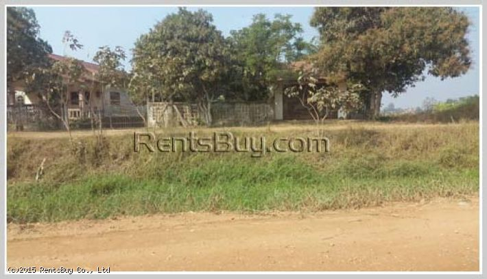 ID: 1215 Vacant land for sale in quiet area