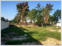ID: 3404 - Vacant land next to concrete road for sale