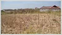 ID: 649 - Vacant land rice paddy in town for sale