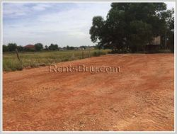ID: 3896 - Vacant land next to pave road near BBQ Dome Restaurant and near Keomixay convention hall