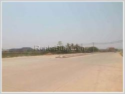 ID: 4083 - Land for construction by concrete road near Huakua market in Ban Meuangnoi for sale