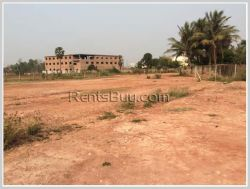ID: 3503 - Nice vacant land for sale in Lao community area of Saythany District