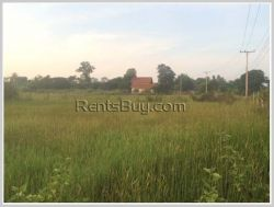 ID: 3355 - Land for sale in Donnoon Village, Saythany District