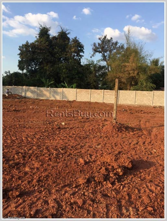 ID: 1729 - Vacant land in the peaceful and in city zoning for sale