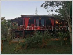 ID: 1073 - The nice land with view at Nam Ngum River for sale
