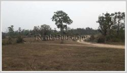 ID: 3946 - Vacant land not far from National University of Laos for sale in Saythany District