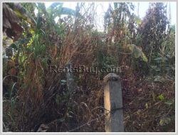 ID: 819 - Vacant land close to Lao National Convention Hall for sale