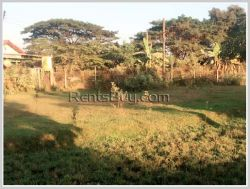 ID: 3432 - Land with pond for sale at Ban Lukhin, Sikottabong District.