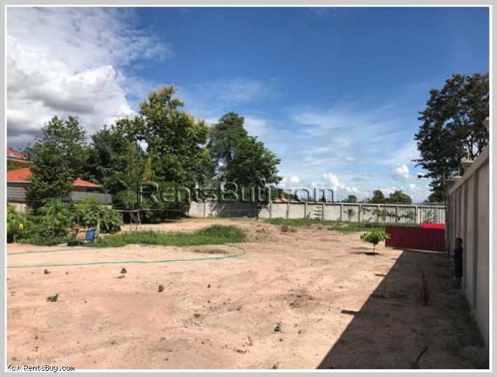 ID: 4352 - Big land for sale in Ban Phonsavat Nua