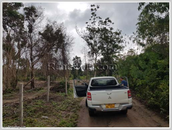ID: 4358 - Agriculture land for sale in Ban Champa, Sikhottabong District