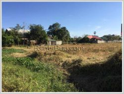 ID: 4295 - Surfaced land next for sale in Ban Nongbuathong