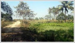 ID: 17 - Vacant land for sale by good access in one of fast development areas