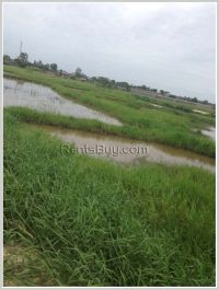 ID: 2824 - Vacant land in business area at Thongkang Villageq