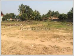 ID: 3080 - Vacant land for sale in Sisattanak district