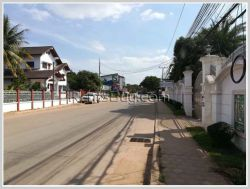 ID: 4253 - Vacant land with wall for sale in diplomatic area