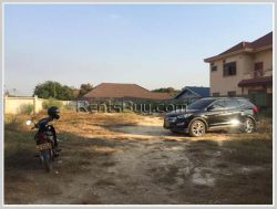 ID: 1144 - Vacant land with wall in diplomatic area for sale