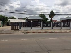 ID: 3847 - Nice land with warehouse next to concrete for sale