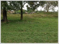 ID: 3979 - Agriculture land for sale near Km 52 Market in Vientiane province
