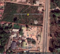 ID: 4459 - Large land by main road near Dansang Market for sale in Ban Dansang