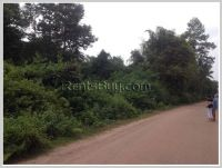 ID: 2918 - Land for sale in quiet area at Hongsoupub village