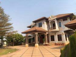 ID: 4412 - Modern house for sale or rent 50m from Concrete road in Ban Nongphaya