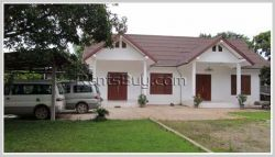 ID: 3821 - Affordable villa with fully furnished for rent near Nongtha Paradise Land Project