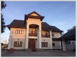 ID: 3468 - Newly constructed modern house for rent near Japanese Embassy