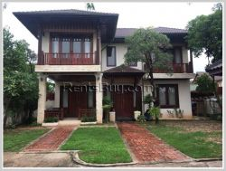 ID: 3803 - The modern house in town and near Embassy of Thailand for rent