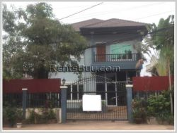 ID: 3865 - Modern house near main road for rent in Ban Nongbouathong Village