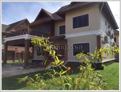 ID: 3828 - The new modern house with large garden and fully furnished for rent