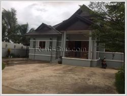 ID: 3873 - The new modern house in foreign living areafor sale