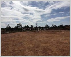 ID: 3862 - Vacant land in Dongmukkhaiy Market for sale
