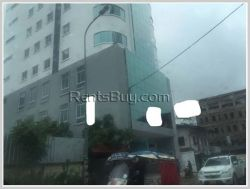 ID: 3523 - Commercial Space near Lao Telecom for rent in Central Business District