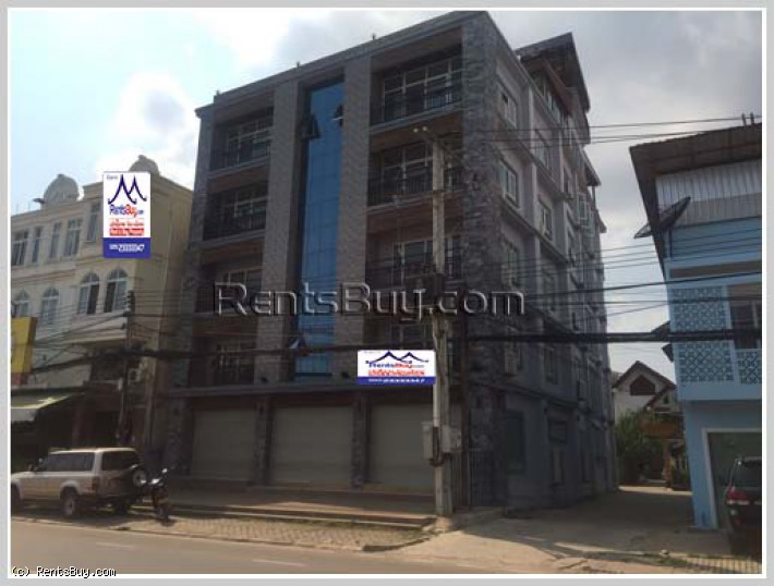 ID: 4026 - The new 6 floored building next to main avenue, Kayson for rent